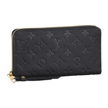 Louis Vuitton M93435 Monogram Empreinte Secrete Long Wallet Infini