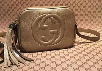 65e738429e2b Gucci Soho Disco Bag Patent Leather 308364 Purple