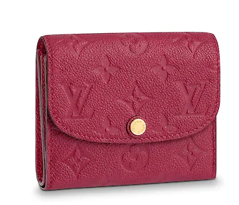 Louis Vuitton ARIANE WALLET M64147 Raisin