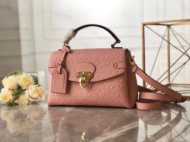 Louis Vuitton Monogram Empreinte Bag M53941 Pink