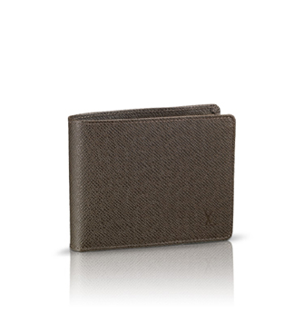 Louis Vuitton Taiga Leather Florin Wallet M31118